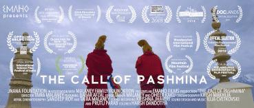 The Call of Pashmina